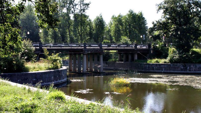 Исторические каналы Шлиссельбурга приведут в порядок