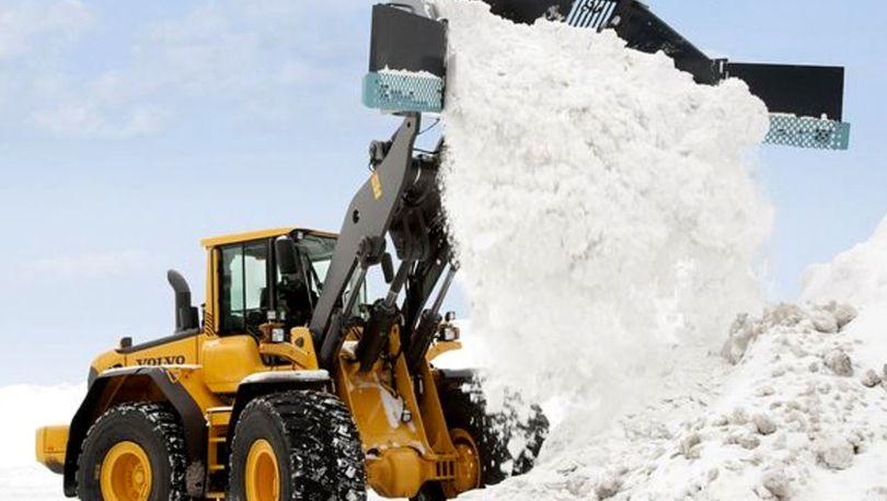 За четыре дня в Петербурге выпало 2/3 объема осадков прошлой зимы