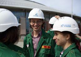 Студенты готовят к открытию школу в ЖК «Ласточкино гнездо»