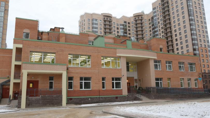 В ЖК «Академ-Парк» открылся детский сад