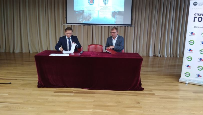 Сергей Макаров и Андрей Китаев
