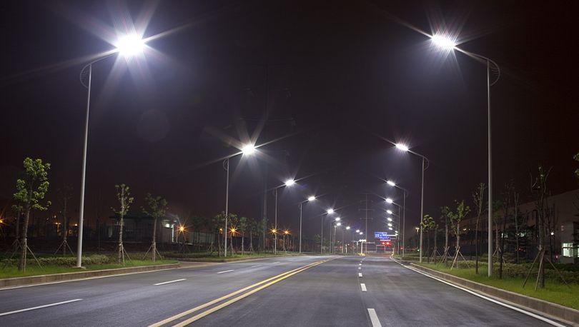 Количество освещенных километров федеральных трасс увеличилось в 3 раза