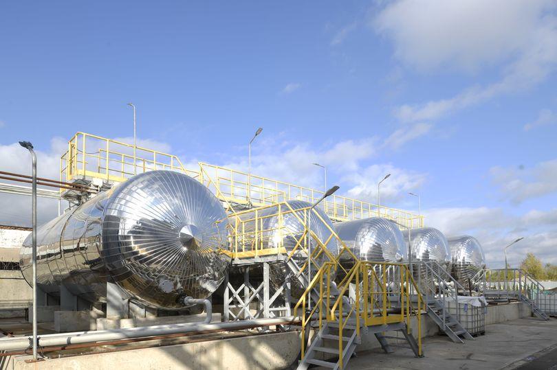Завод ООО «Полипласт Северо-запад» в Кингисеппе