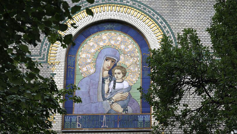 Домовую церковь ортопедического института отреставрируют