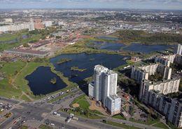 ЛРТ повысит стоимость квартир и земли на юге Петербурга