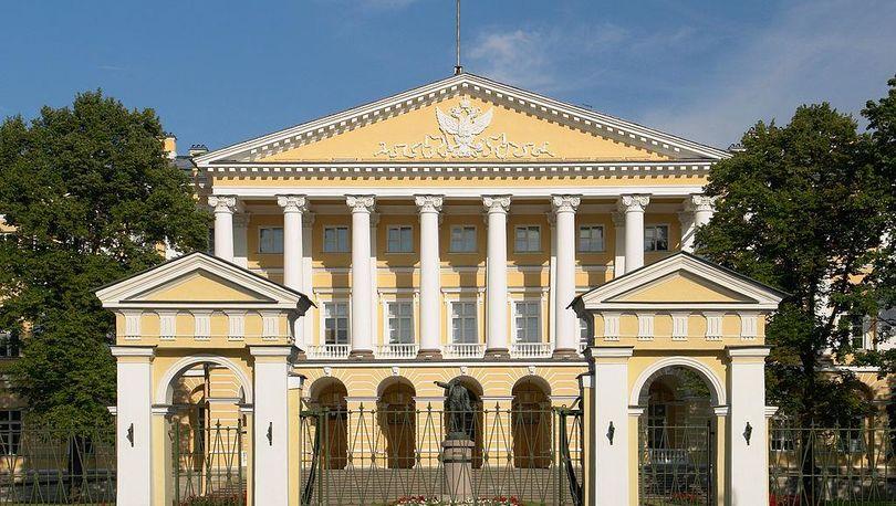 В Белом зале Смольного наградили лучших строителей Петербурга