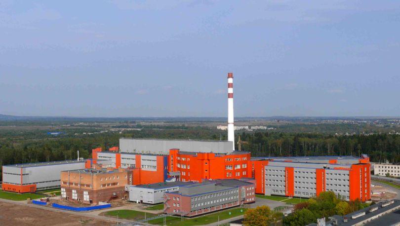 Реакторный комплекс ПИК