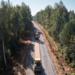 Бетонных дорог в Ленинградской области стало больше