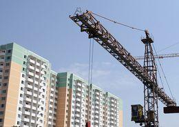 Ввод жилья в РФ может упасть на 10% по итогам года