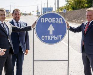 Запущено рабочее движение по 27-километровому участку обхода Курска