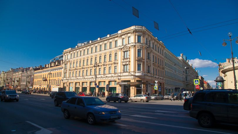 Невский Центр 310119