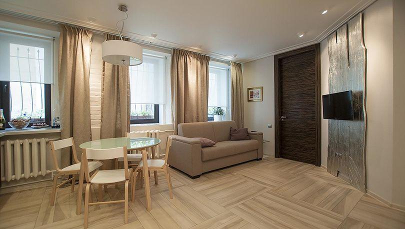 Апартаменты в Петербурге