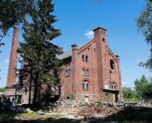 Полесск выиграл европейский грант на реставрацию довоенной пивоварни