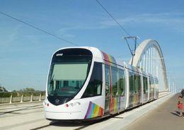 Власти отдают землю для проекта «скоростного трамвая»