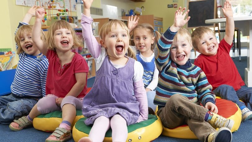 В Петербурге открылись новые детские сады