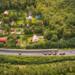Ленинградская область обновила Приморское шоссе