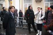 Городские дольщики напомнили губернатору о долгострое