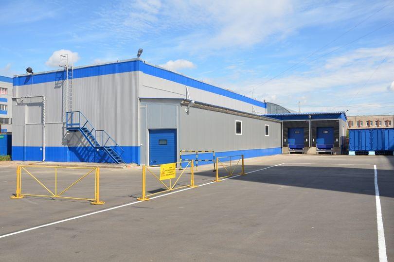 STEP построил складской комплекс в Подмосковье