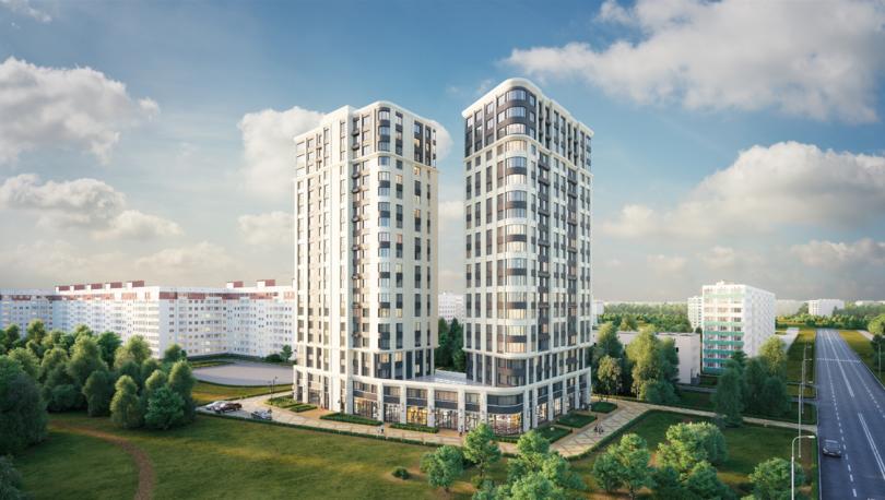 Glorax Development начинает строительство двух ЖК в Петербурге
