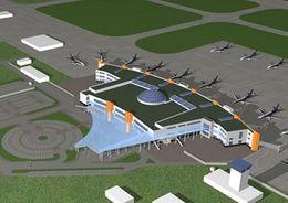 Реконструкция взлетной полосы калининградского аэропорта