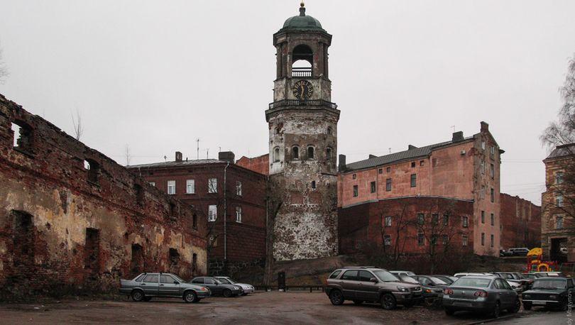 Ленобласть добилась финансирования реставрации трех памятников в Выборге