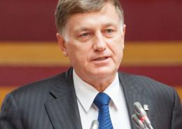 Председателем ЗАКСа Петербурга избран Макаров