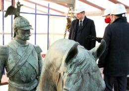 памятник Николаю Первому