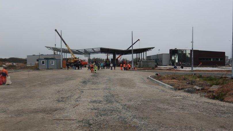 Готовность ОЭЗ «Моглино» в Псковской области составляет 80%