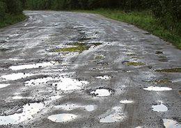 Обеспечение дачных поселков дорогами могут возложить на муниципалов