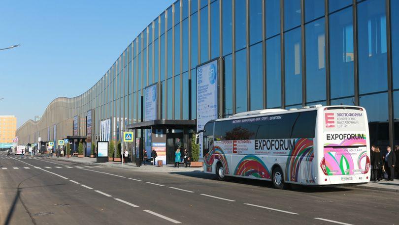 В «Экспофоруме» открылась выставка «ЖКХ России»