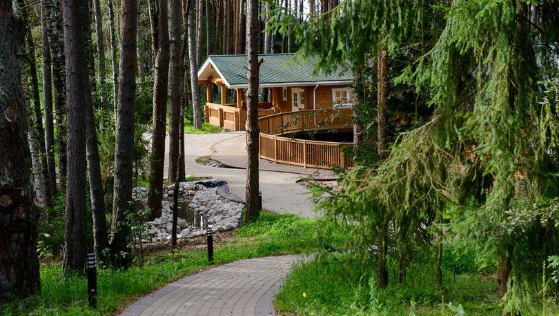В Ленобласти построили новый курорт бизнес-класса