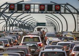 Дорожные работы ограничат проезд по ЗСД
