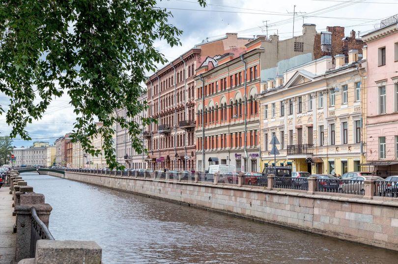 наб. канала Грибоедов