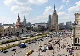 Петербургский бизнесмен построит ТК в Москве