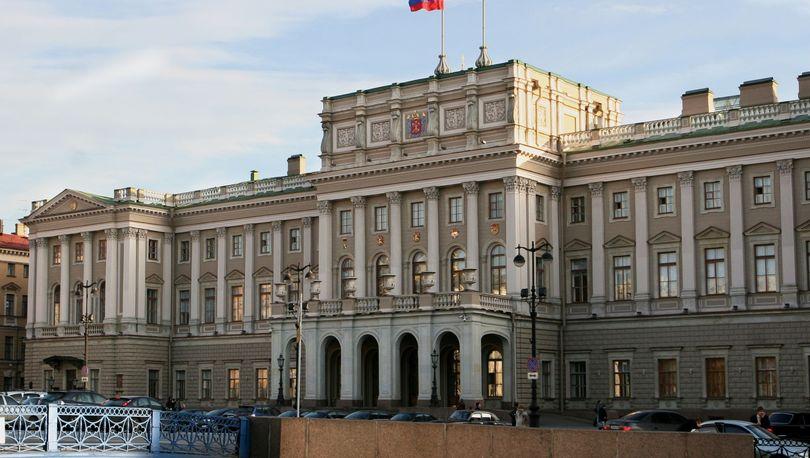 Заксобрание Санкт-Петербурга