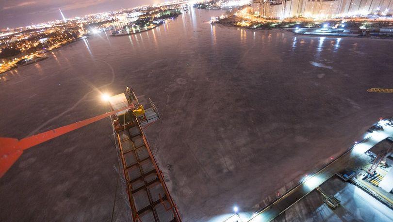 Семь турецких компаний продолжат строить в Петербурге