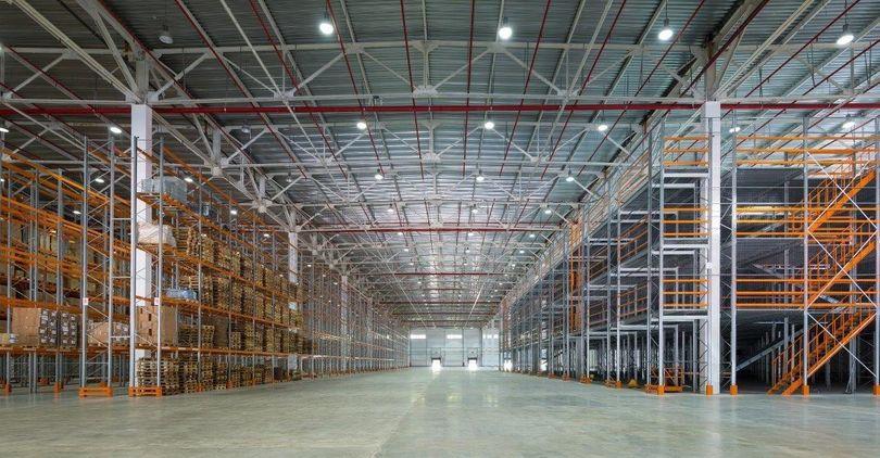 Рынок складов достиг 2,83 млн кв. м