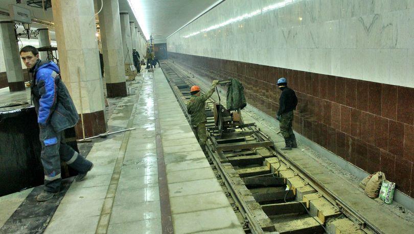 При строительстве Невско-Василеостровской линии метро не освоили 700 млн рублей