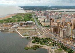 В Приморском районе введут 12 многоквартирных домов