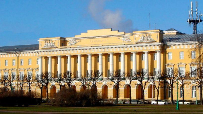 казармы Павловского полка