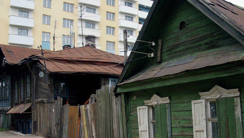 Регионам выделят 6,5 млрд руб на расселение аварийного жилья
