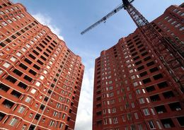 В Петербурге в январе ввели в эксплуатацию 29 жилых домов