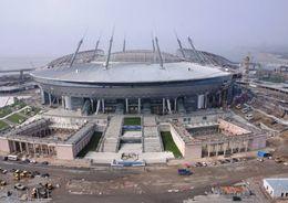 Готовность стадиона на Крестовском острове - 85%