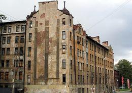 В  Петербурге по президентской программе расселены 27 аварийных домов