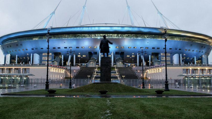 Стадион «Зенит - Арена»