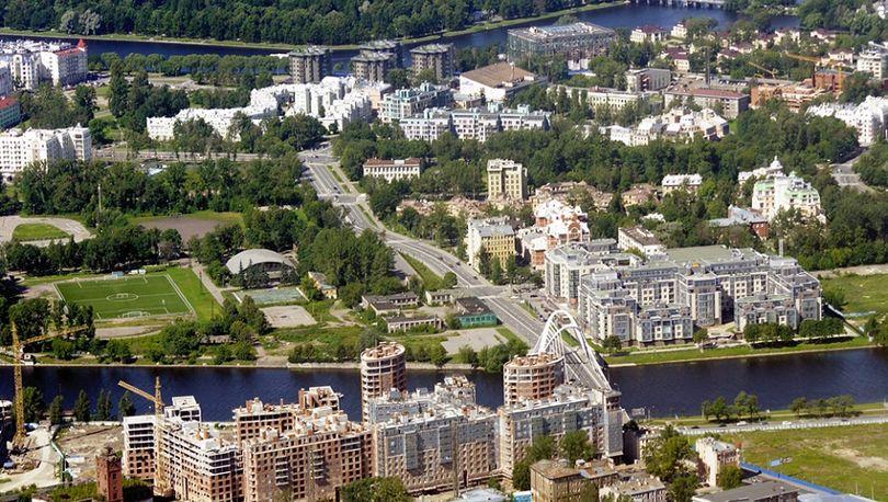 «Группа ЛСР» застроит Петровский остров жильем премиум-класса