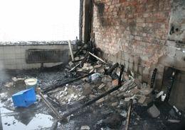 Из горящего дома на Двинской улице эвакуировали 30 человек