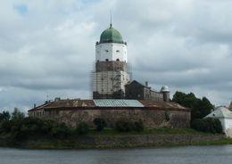 Башню святого Олафа в Выборге отреставрируют за 66,6 млн рублей
