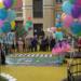 На улице Красного Курсанта появилась новая детская площадка