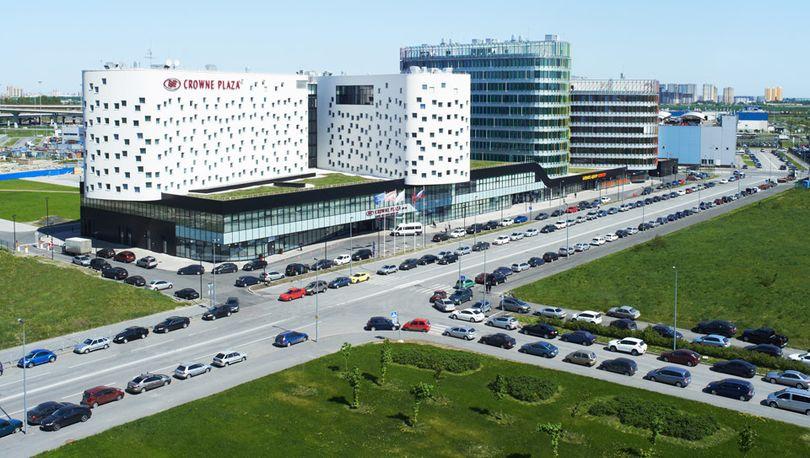 Австрийская Warimpex может построить новые отели в Петербурге
